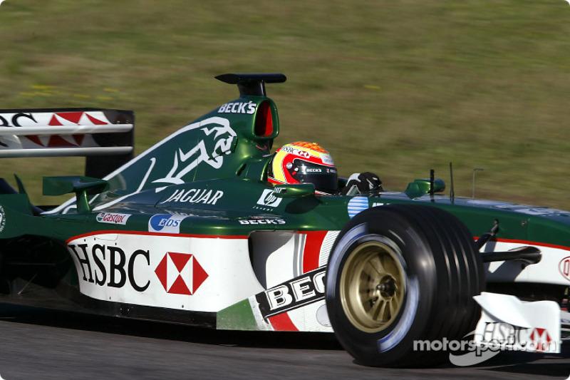 Антонио Пиццония (в Ф1: 2003-2005, 20 Гран При, 8 очков)