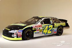 The 2003 Havoline Dodge that Jamie McMurray will drive in the 2003 NASCAR Winston Cup Series