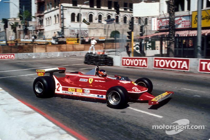 1980 : Ferrari 312T5