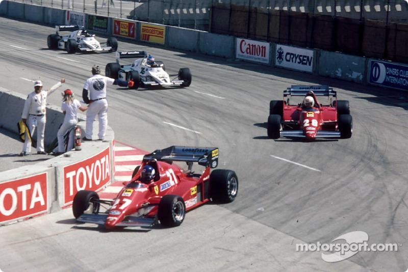 64: Patrick Tambay, Ferrari