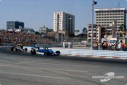 Jean-Pierre Jarier en Mario Andretti