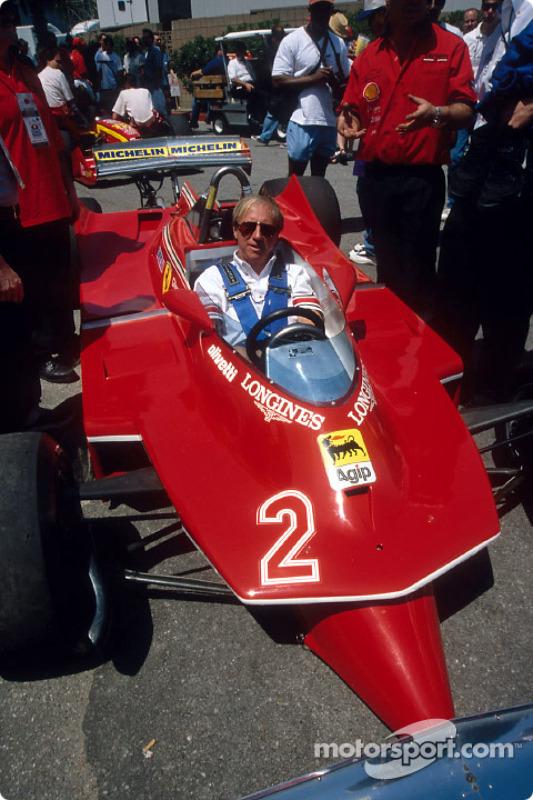Gilles Villeneuve's 1980 Ferrari T5