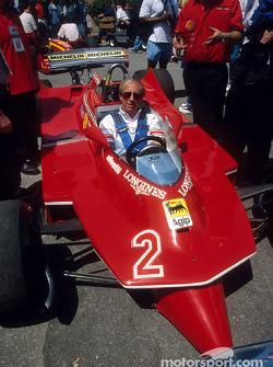 Ferrari T5 1980 года Жиля Вильнева