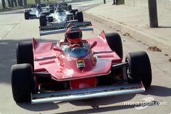 Demostración de carros históricos