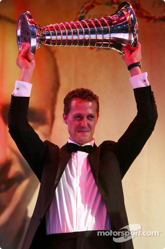 Michael Schumacher (primero)