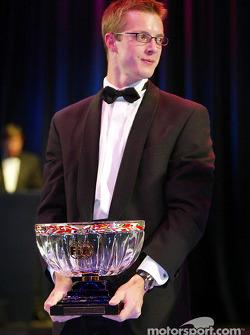 Winning driver, Sébastien Bourdais