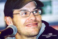 basın toplantısı: Jacques Villeneuve
