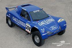 Présentation Schlesser Ford X 202