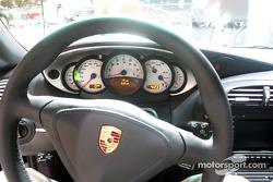 Porsche 911 steering wheel