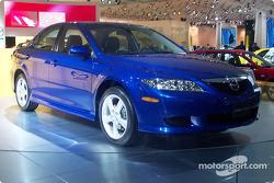 Mazda 6s - Motorsport.com's Nancy's new car