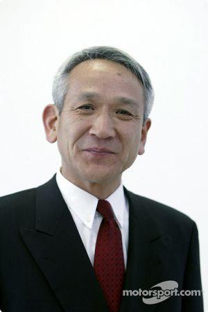 Tsutomu Tomita - Yönetim Kurulu Başkanı