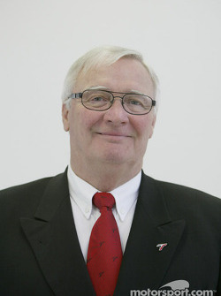Ove Andersson - vicepresidente y director de equipo