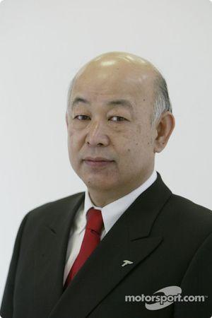 Toshiro Kurusu - Vice Başkanı