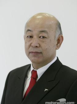 Toshiro Kurusu - Vicepresidente