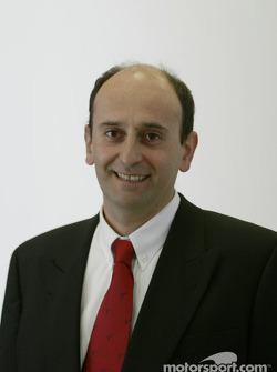 Luca Marmorini - Gerente general de desarrollo del motor