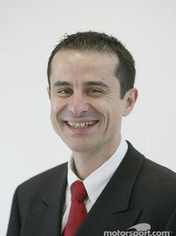Ange Pasquali -gerente de equipo
