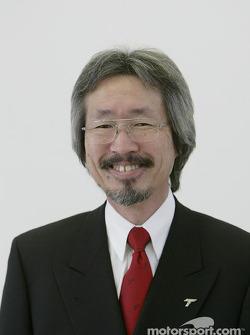 Makoto Matsui, gerente general de la división de deporte motor
