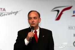 John Howett - Presidente