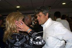 El manager de Jos Verstappen, Huub Rothengatter