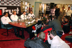 Jos Verstappen talks