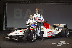 Jacques Villeneuve ve Jenson Button