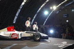 Jacques Villeneuve ve Jenson Button