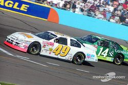 Derrike Cope y Mike Wallace