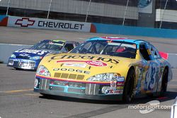 John Andretti y Jimmie Johnson