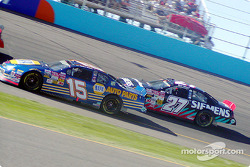 Michael Waltrip y Scott Wimmer