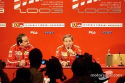 Conferencia de prensa: Jean Todt