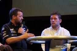 Interview with Paul Stoddart and Jos Verstappen