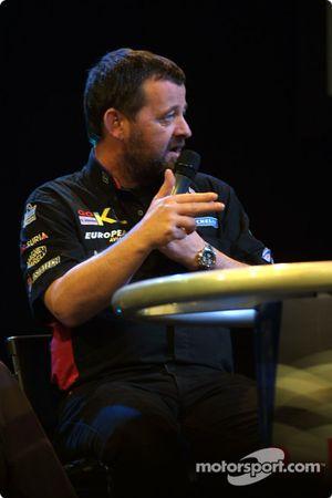 Interview avec Paul Stoddart