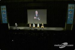 Preguntas y respuestas con Patrick Faure, Fernando Alonso, Jarno Trulli y Flavio Briatore