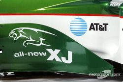 Detalle del nuevo Jaguar R4