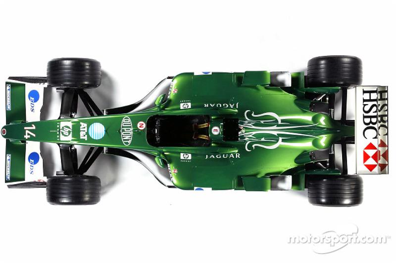 El nuevo Jaguar R4