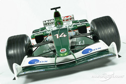 The new Jaguar R4