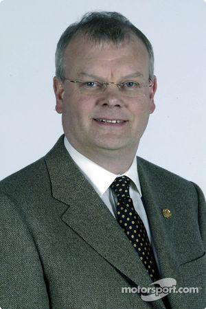 Richard Parry Jones