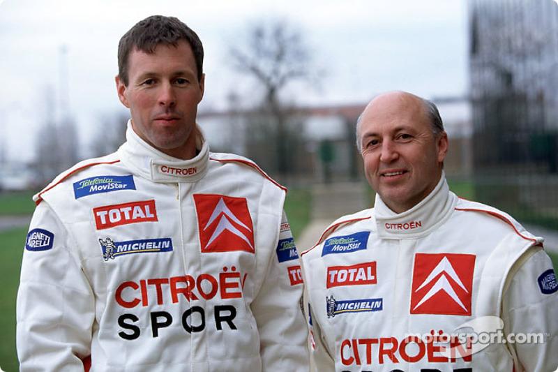 Citroën Sport: Colin McRae and Derek Ringer