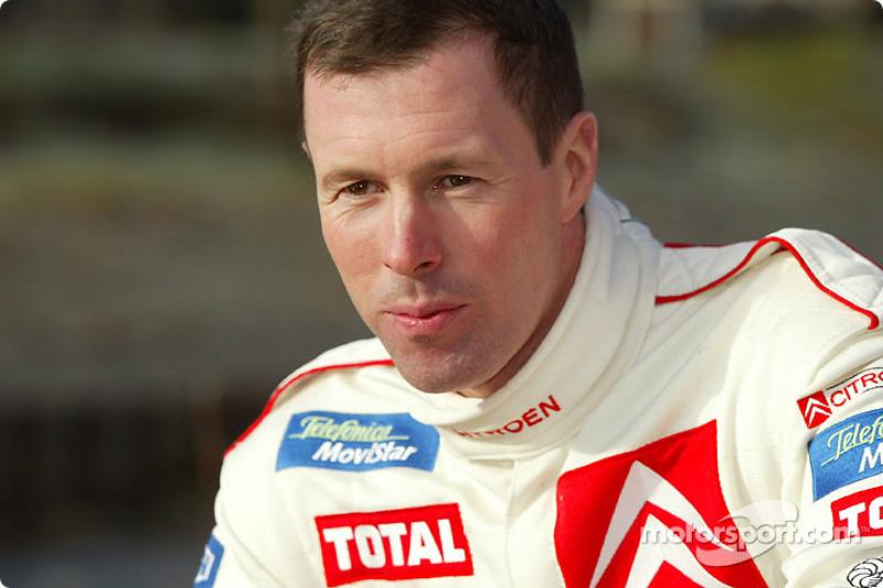 Colin McRae, Citroën