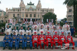 El World Rally Championship generación 2003