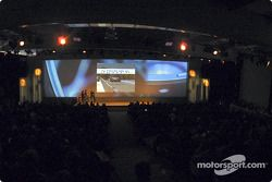 Presentación del nuevo Renault F1 R23