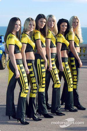 Las chicas Pirelli