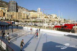 Skating in Monaco