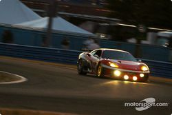 JMB Racing USA Team Ferrari Ferrari 360GT : Stephen Earle, Philip Shearer, Ludovico Manfredi, Stephan Gregoire