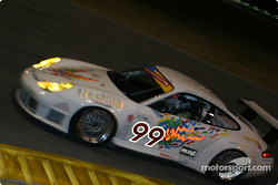 #99 NETTTS Racing Porsche GT3 RS: Jim Hamblin, Jim Nelson, Barry Brensinger, Mark Greenberg