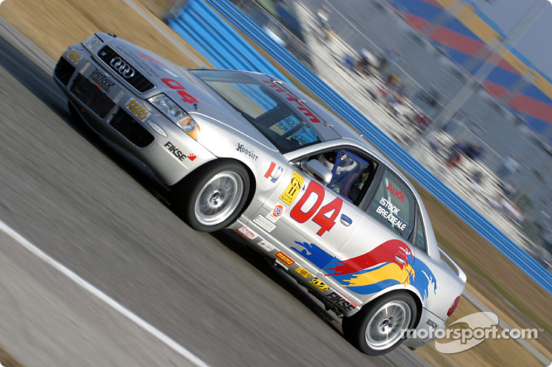 #04 Istook/Aines Motorsport Group Audi S4: Don Istook, Ken Breazeale