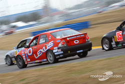 #0 Team Lexus Lexus IS300: Charles Goldsborough, Andy Lally
