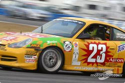 TPC Racing Porsche GT3 Cup : Wayne Jackson, John Littlechild