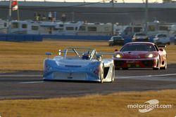 #80 G&W Motorsports BMW Picchio: Shawn Bayliff, Andy Lally, Steve Marshall, Robert Prilika
