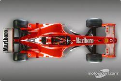yeni Ferrari F2003-GA